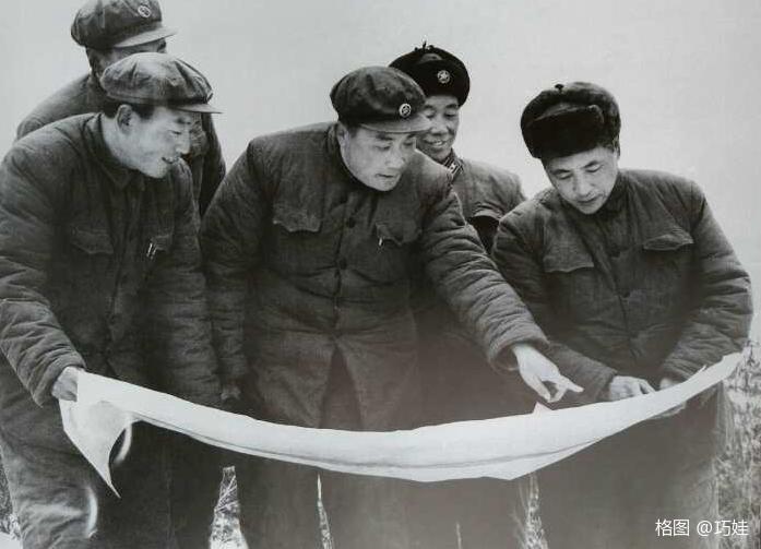 张国华是怎样指挥打印军的