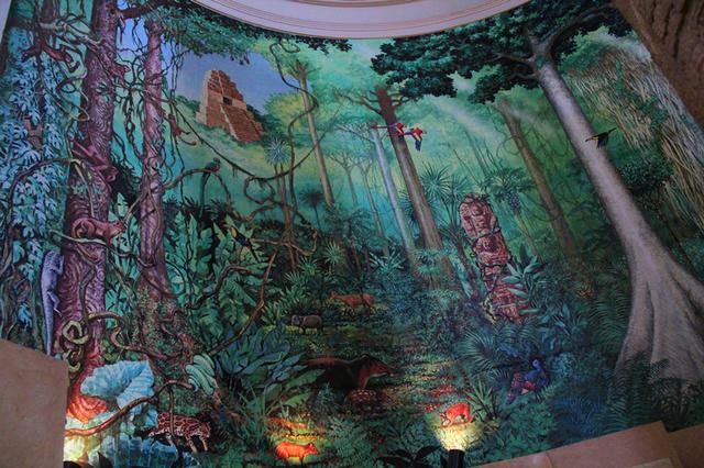 秋叶霜天:圣地亚哥兜兜转——有趣的公园,多情的酒店和多彩的老城 - 菁英草原 - 菁英草原