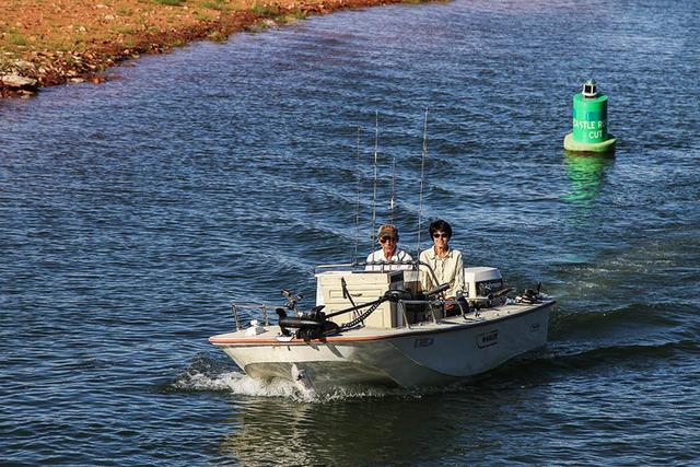 秋叶霜天:格兰大坝与鲍威尔湖 - 菁英草原 - 菁英草原