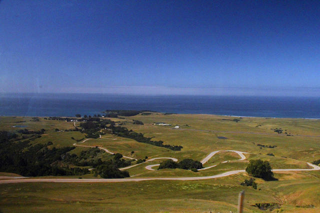 秋叶霜天:赫斯特城堡—看美国土豪金的私人庄园 - 菁英草原 - 菁英草原