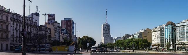 秋叶霜天:走马观花布宜诺斯艾利斯 - 菁英草原 - 菁英草原